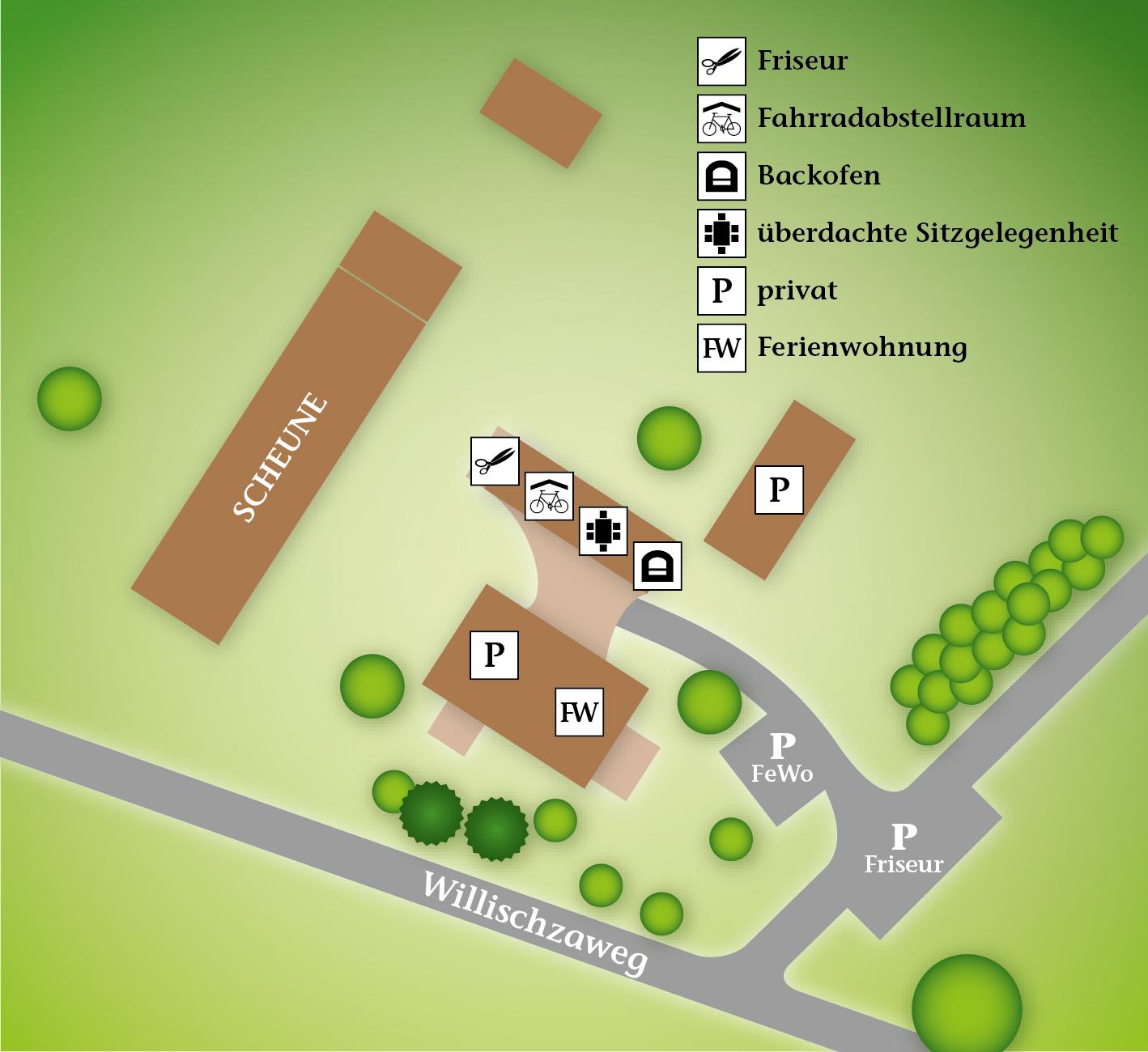 Lageplan-ferienhaus-gruene-farm-spreewald-burg